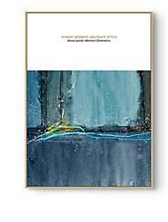 Недорогие -Новинки Декор стены Нетканые Однотонный Предметы искусства, Металлические украшения на стену Украшение