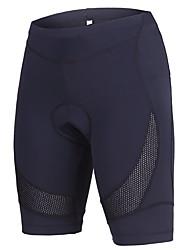 billiga -Malciklo Dam Cykelshorts Cykel Shorts sporter Svart Bergscykling Vägcykling Kläder Cykelkläder / Microelastisk