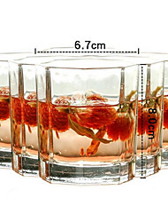 cheap -Drinkware Glass Glasses Heat-Insulated Casual / Daily