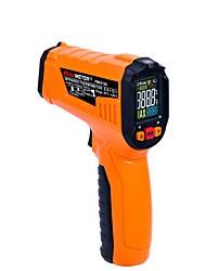 Недорогие -pm6519a лазерный жк-цифровой инфракрасный термометр измеритель температуры пистолет точки бесконтактный термометр
