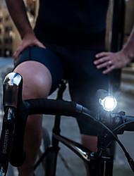 olcso -LED Kerékpár világítás Fejlámpák Kerékpározás Vízálló Hordozható Lítium akkumulátor 500 lm USB Újratölthető Fehér Kerékpározás - CatEye®