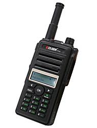 Недорогие -2 шт. Helida cd880 сетевое радио 2g 3g gsm wcdmawifi Walkie Talkie с SIM-картой GPS позиционирование двусторонней радиосвязи