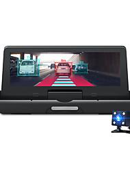 Недорогие -junsun e91p 7,84-дюймовый ips-экран fhd 1080p 4g adas wifi пульт дистанционного управления bluetooth с двойной записью gps