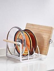 cheap -High Quality with Iron Rack & Holder / Tip-Out Trays Everyday Use / Cooking Utensils / Kitchen Kitchen Storage 1 pcs