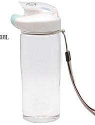 cheap -Drinkware Tumbler Plastics Portable Sports & Outdoor / Office / Career