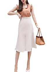 זול -אחיד - חצאיות צינור מתוחכם בגדי ריקוד נשים