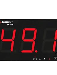Недорогие -sndway sw-525b цифровой измеритель уровня звука 30-130db большой дисплей с питанием от USB 9.6 децибел метр звуковой диагностический инструмент