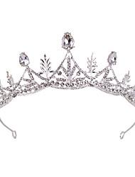 cheap -Headbands / tiaras / crown Hair Accessories Alloy Wigs Accessories Women's 1 pcs pcs 35cm cm School / Quinceañera & Sweet Sixteen / Festival Headpieces Kids / Teen / Generic / Youth