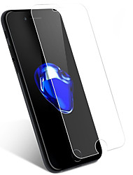 Недорогие -AppleScreen ProtectoriPhone 8 Уровень защиты 9H Защитная пленка для экрана 1 ед. Закаленное стекло