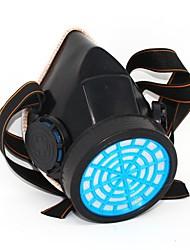 Недорогие -маска для респиратора с лицевой панелью и волокнистым фильтром из активированного угля
