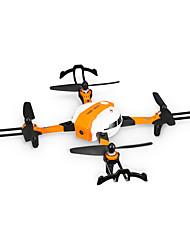 Недорогие -RC Дрон FINECO FX-31 Готов к полету 10.2 CM 6 Oси Bluetooth / 2.4G С HD-камерой 720p 720p Квадкоптер на пульте управления Доступ B Pежиме Pеального Bремени Kадры Квадкоптер Hа пульте Y