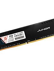 Недорогие -JUHOR RAM 4 Гб DDR4 2400MHz Обои для рабочего памяти DDR4 2400 4G