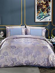 Недорогие -свадебные принадлежности европейский сатин жаккардовый хлопок постельное белье 4 шт наборы постельных принадлежностей