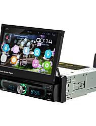 Недорогие -LITBest Автомобильный MP5-плеер Сенсорный экран для Универсальный Поддержка MPEG / AVI / MOV MP3 / WMA / WAV JPG