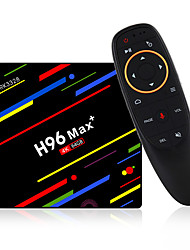 abordables -H96 MAX+ Android 4.4 / Android 8.1 RK3328 4GB 64GB Quad Core