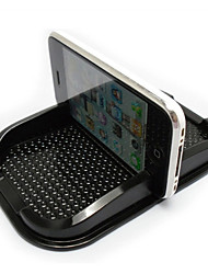 Недорогие -автомобильная навигация держатель мобильного телефона мобильный телефон противоскользящая накладка