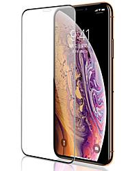 Недорогие -AppleScreen ProtectoriPhone XS Бриллиантовый блеск Защитная пленка на всё устройство 1 ед. Закаленное стекло