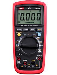Недорогие -uni-t ut139e true rms цифровой мультиметр AC вольтметр постоянного тока lpf проходной фильтр Функция loz (вход низкого сопротивления) / тест температуры eb