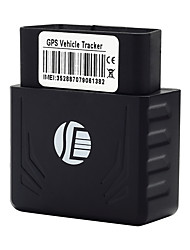 Недорогие -Ziqiao Plug Play TK306 OBD GPS трекер автомобиля GSM устройства слежения за автотранспортными средствами obd2 16-контактный интерфейс GPS локатор с коробкой и бесплатное приложение платформы