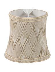 levne -3 malé stínítka / lustrové stínítka / tkané lampy / 5palcové lampy / 6palcové lampy