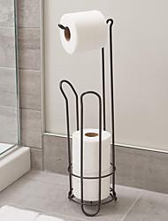 levne -Držák na toaletní papír kreativita Moderní Nerez 1ks Zabudovaná