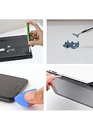 abordables -BST-8929 37 en 1 tournevis de précision multi set outils de réparation de téléphone flexible kit d'ouverture avec pince à épiler et magnétiseur