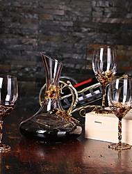 Недорогие -2pcs Стекло изделия из стекла Вино Pourers Винные холодильники Творческая кухня Гаджет Вино Аксессуары для Barware