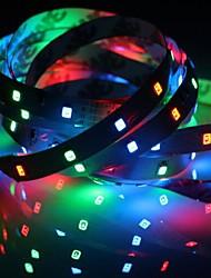 Недорогие -1 шт. Ip20 rgb 300 светодиодные ленты 5м 60 светодиодов / м smd 2835 белый теплый белый желтый красный зеленый синий светодиодные полосы 12v соединяемые / самоклеющиеся / ТВ фон гибкая лента