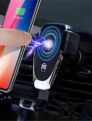 Недорогие -Беспроводные автомобильные зарядные устройства Зарядное устройство USB USB КК 2.0 / QC 3.0 2 A DC 9V / DC 5V для Универсальный