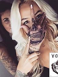 Недорогие -5 pcs Временные татуировки Защита от влаги / Лучшее качество плечо Временные тату