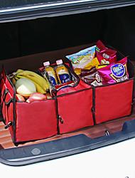 Недорогие -Горячая распродажа автомобильный багажник организатор сумка сумка для хранения еды охладитель коробки укладка автомобиля укладка водонепроницаемый интерьер грузовой контейнер