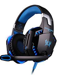 Недорогие -LITBest G2000 Игровая гарнитура Проводное Игры С подавлением шума
