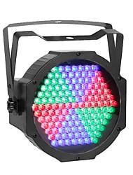 cheap -1 set LED Stage Light 127 Pearl Par Light Full Color Staining Light DMX512 Sound Control Light Background Light DJ Bar Ballroom Decoration Light