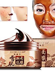 abordables -Cuidado de la Piel Transpirable Maquillaje Salud y Bienestar Húmedo Tono de Piel Desigual Anti-Acné De Un Color Ropa Cotidiana Cosmético Útiles de Aseo