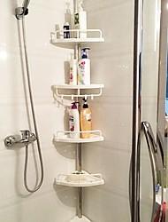 levne -Polička do koupelny kreativita Moderní Nerez 1ks - Koupelnové Nástěnná montáž