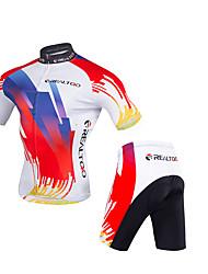 Недорогие -Одежда для мотоциклов Комплект брюк для Муж. Полиэстер Лето Эластичный / Дышащий / Защита от солнечных лучей