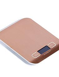 Недорогие -10 кг 5 г цифровые кухонные весы из нержавеющей стали большая пища диета кухня приготовления пищи 10000 г х 5 г весы электронные весы
