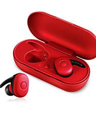 Недорогие -dt-1 tws mini bluetooth наушники v5.0 истинные беспроводные наушники стерео водонепроницаемые спортивные наушники с коробкой для зарядки микрофона