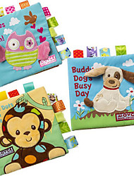 Недорогие -Собаки Креатив Мягкие и плюшевые игрушки Животные Очаровательный Милый / Игрушки Подарок 1 pcs