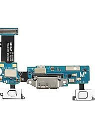 Недорогие -шлейф для samsung galaxy s5 sm-g900m g900m (кнопка для зарядки USB-разъема микрофона кнопка возврата)