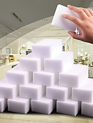 billige -magisk nano svamp til at rengøre store hårdhed højdensitetsprodukter køkken badeværelse rengøring børste non-stick olie sletning