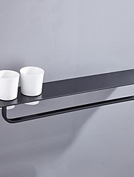 levne -Polička do koupelny Nový design / Cool Moderní Nerez 1ks Jednolůžko Nástěnná montáž