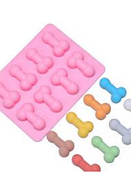 Недорогие -1шт силикагель 3D лед Шоколад Лед Для торта Инструменты для выпечки Инструменты для выпечки