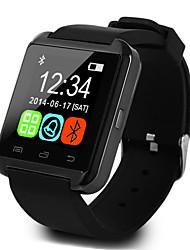 Недорогие -Муж. электронные часы Цифровой Pезина Черный / Белый / Красный 30 m Защита от влаги Bluetooth Smart Цифровой На открытом воздухе Мода - Белый Черный Красный Один год Срок службы батареи