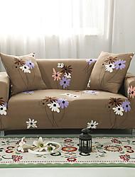 お買い得  -2019新しい花柄のソファカバーストレッチソファスリップカバースーパーソフトファブリック高品質ソファカバー