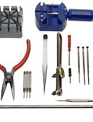 Недорогие -часы набор инструментов для ремонта ремешок для снятия ремешка назад открывалка 16шт