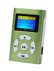 Недорогие -мини mp3 музыкальный проигрыватель поддержка жк-экран 32 ГБ micro sd tf карта спорт мода новый стиль rechargeab