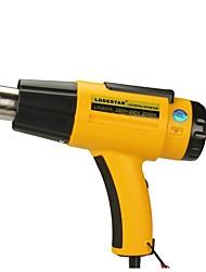 Недорогие -l502310 220 В 2000 Вт жк-цифровой электрический нагреватель горячего воздуха температура вентилятора регулируемый термоусадочная пленка инструмент для снятия краски с сопла
