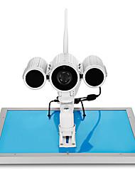 Недорогие -wanscam hw0029-6 2 миллиона пикселей 4g подключи и играй Starlight ночного видения камеры наблюдения солнечной камеры
