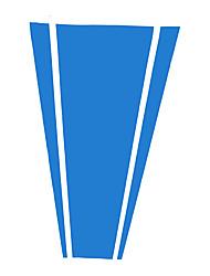 Недорогие -автомобильная наклейка виниловая графика полоса наклейки мода гоночная полоса наклейки универсальное использование